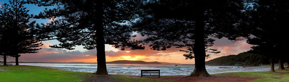 ALB08f - Middleton Beach Sunrise, Albany