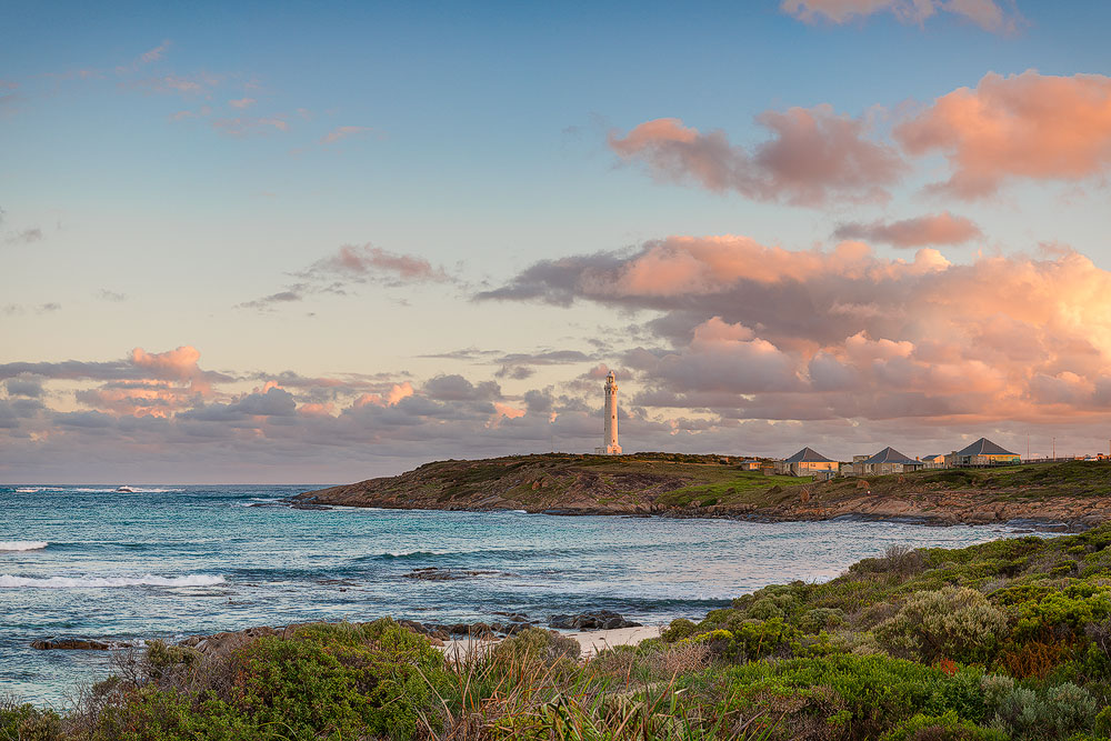 AUG03b - Leeuwin Lighthouse, Augusta, Western Australia