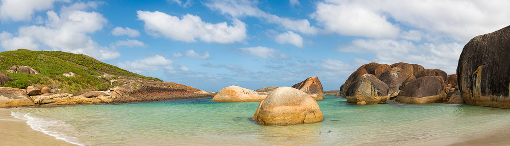 DEN01f - Elephant Rocks, William Bay, Denmark