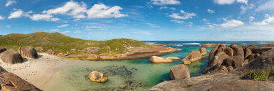 Elephant Rocks Denmark Western Australia photo