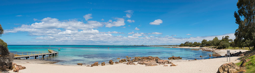 DUN35f - Old Dunsborough Beach