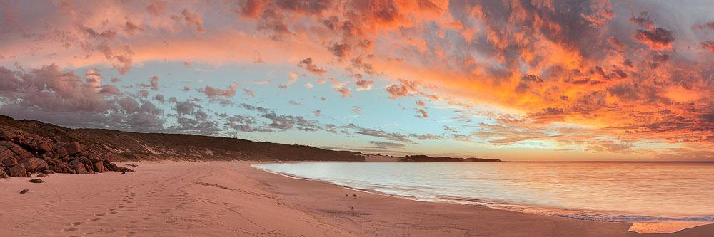 INJ09e - Injidup Beach Sunset