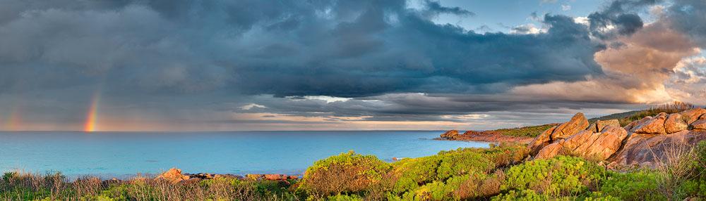 MEE11f - Meelup Bay, Sail Rock, Cape Naturaliste
