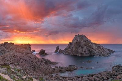 Sugarloaf Rock Cape Naturaliste landscape photography