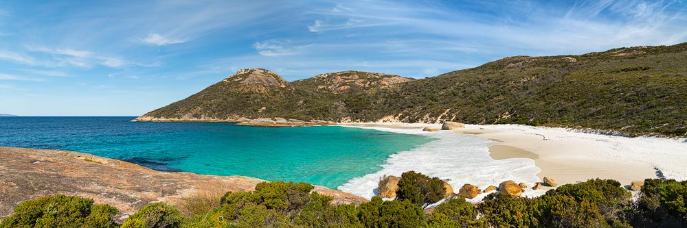 ALB21e - Little Beach, Two Peoples Bay National Park, Albany
