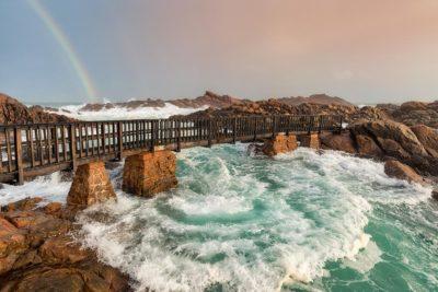 Canal Rocks Rainbow