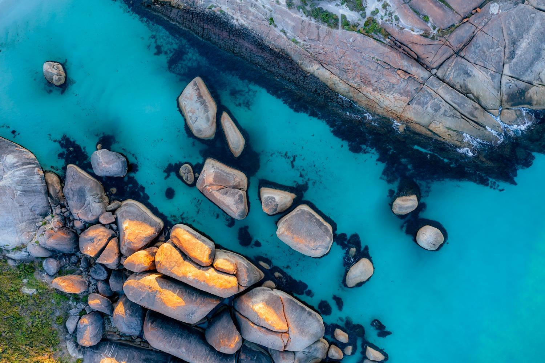 DEN34b - Elephant Rocks, Denmark, Western Australia