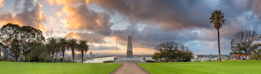 PER11f - State War Memorial Kings Park Western Australia