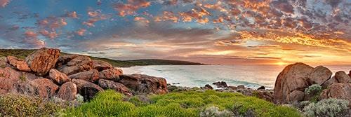 Smiths Beach Sunset