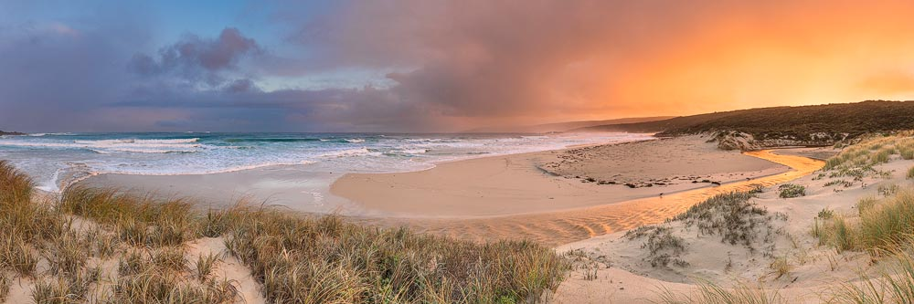 SMB32e - Smiths Beach Sunrise, Yallingup