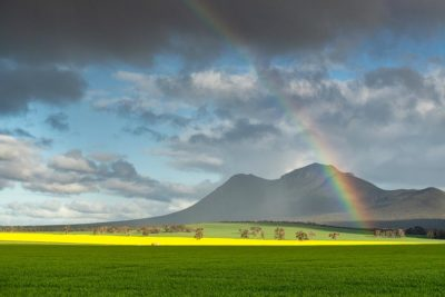 Stirling Ranges Rainbow