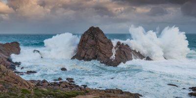Sugarloaf Rock Storm