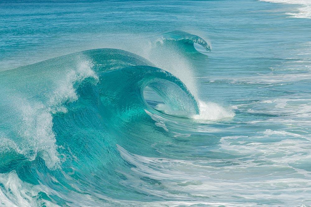 WAV12b - Bremer Bay Wave, Western Australia